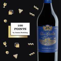Ook Clos Apalta 2015 scoort de perfecte 100 punten!