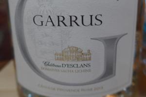 Garrus van Chateau d'Esclans behaalt 20/20 Matthew Jukes