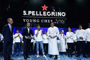 De S. Pellegrino Young Chef 2016: MITCH LIENHARD