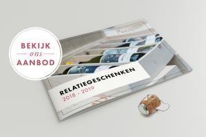 Onze Digitale Relatiegeschenken Catalogus is nu beschikbaar!