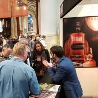 Het International Whisky Festival met NOMAD Whisky