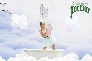 'High in the Sky' met PERRIER @ EdelWise