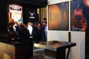 NOMAD @International  Whisky Festival