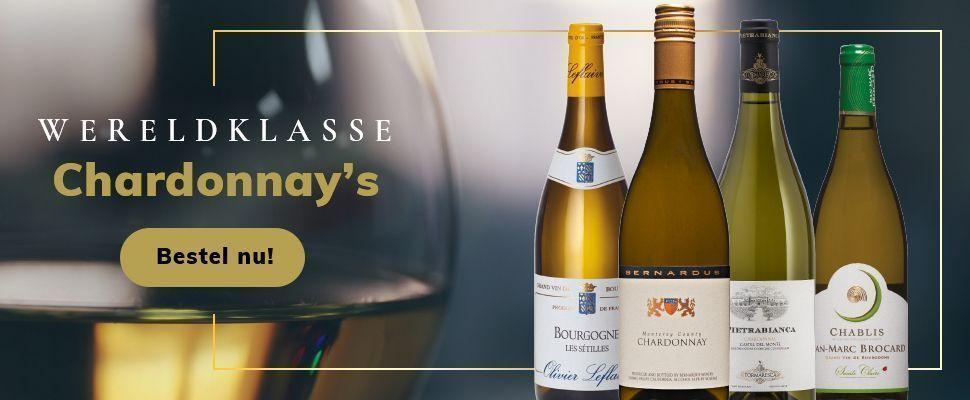 Wereldklasse Chardonnay's
