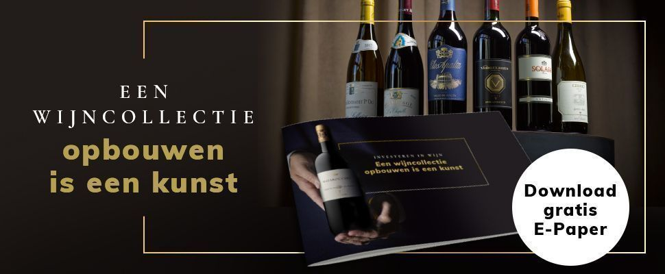 Investeren in Wijn By Pearlcard