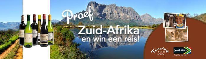 Proef Zuid-Afrika