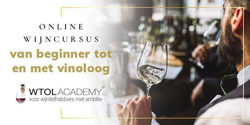 Wijntraining-online en The Winelist