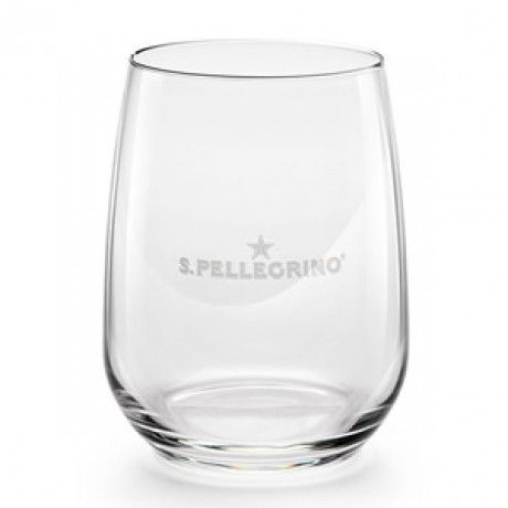 S.Pellegrino Restaurant Glas