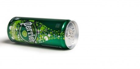 Perrier Limoen Slim Can 33cl