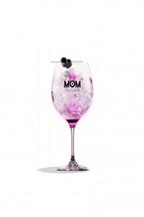 GB MOM Gin Ballon glas