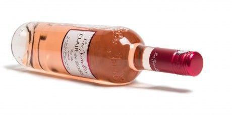 Les Jamelles Clair de rosé