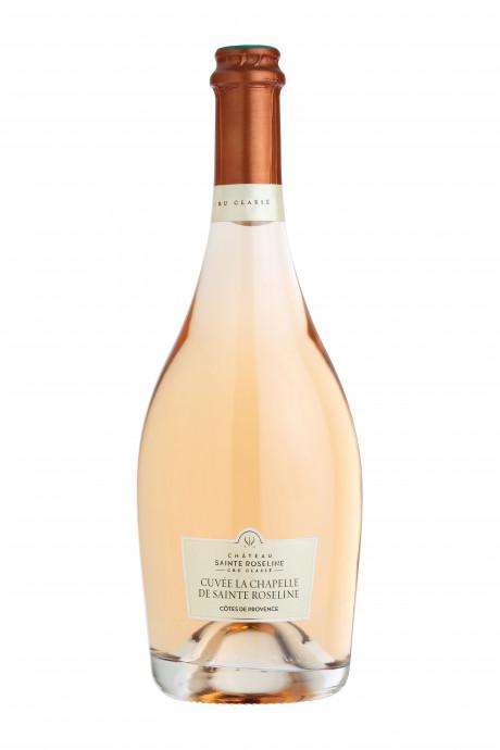 Cuvée la Chapelle de Ste Roseline Cru Classé Côtes de Provence rosé