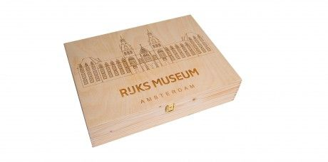 Rijksmuseum 5-vaks Kist