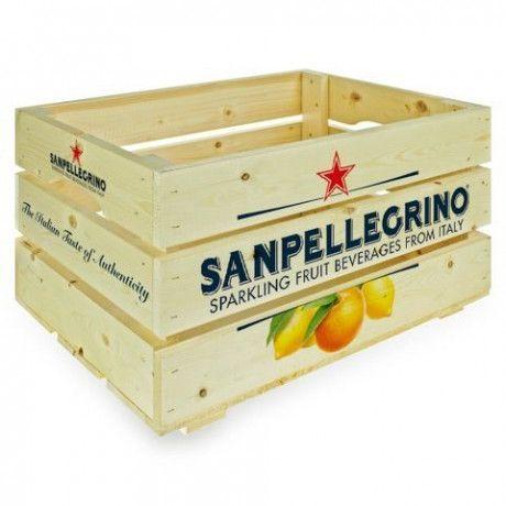 Sanpellegrino Sparkling Fruit Beverage Fietskratjes
