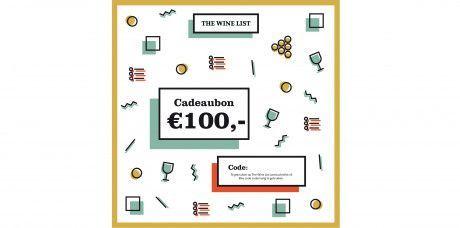 Cadeaubon - 100 euro