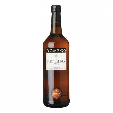 Domecq Medium Sherry