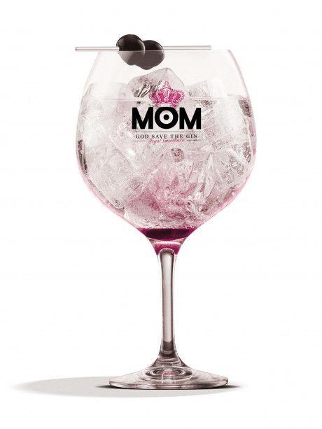 GB MOM Gin Ballon glas