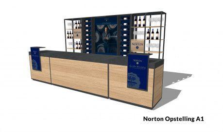 Bodega Norton Stylebar