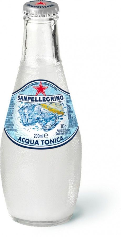 Sanpellegrino Sparkling Fruit Beverages Acqua Tonica
