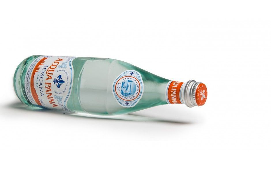 Acqua Panna glazen fles 75cl (doos van 12)
