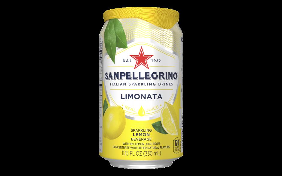 Sanpellegrino Limonata (24 blikjes)