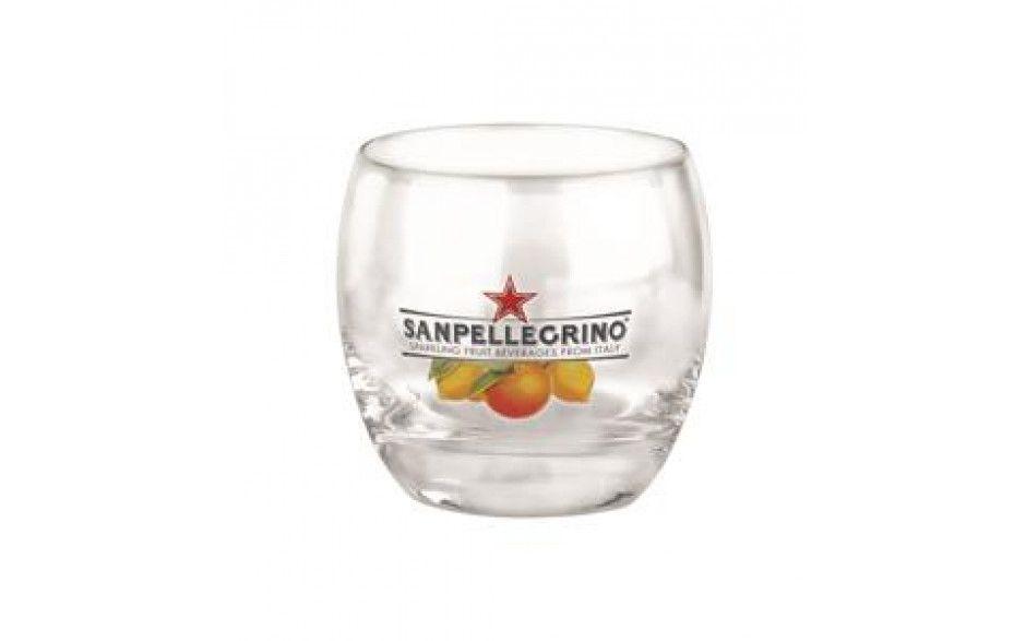 Sanpellegrino Sparkling Fruit Beverages glas