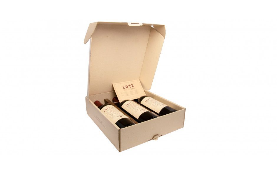 Bodega Norton Lote Malbec Gift pack - 3 flessen