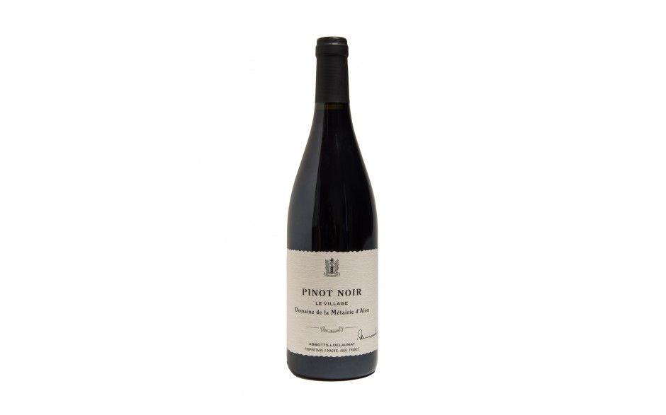 Domaine de la Métairie d'Alon Pinot Noir Le Village