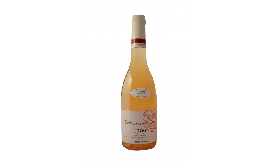 Buitenverwachting 1769 Muscat Noble Late Harvest 0,5 ltr.