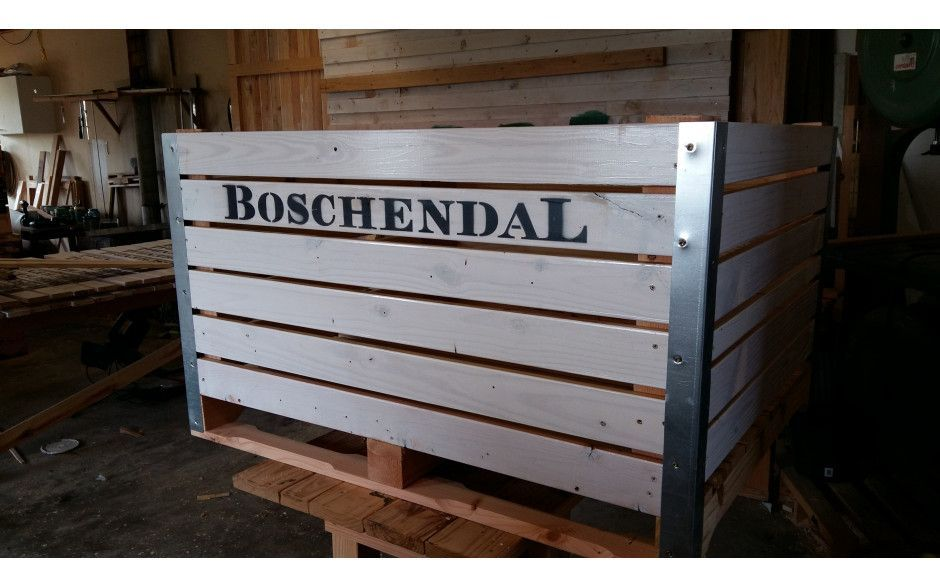 Boschendal Harvest case Wit