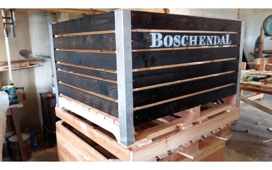 Boschendal Harvest case Zwart