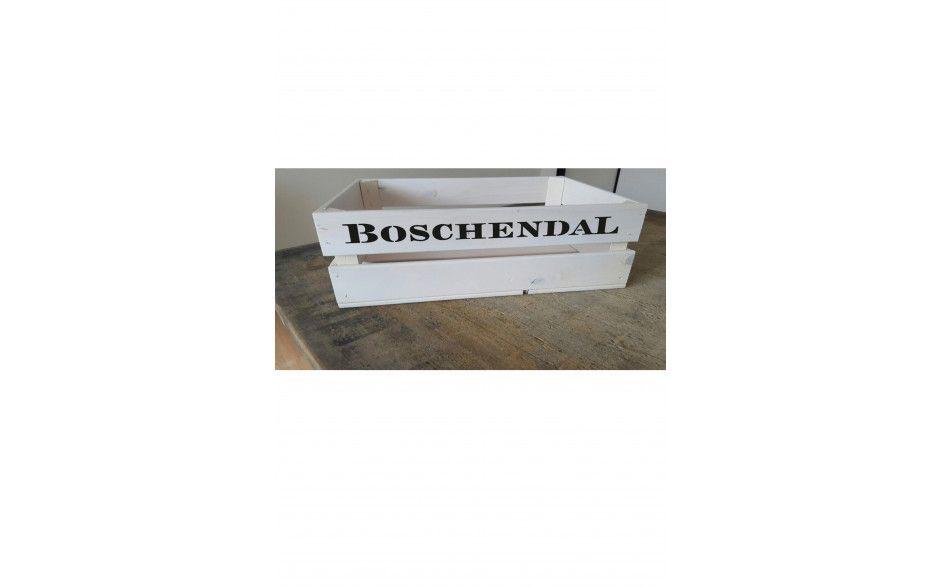 Boschendal Picknick kratje wit