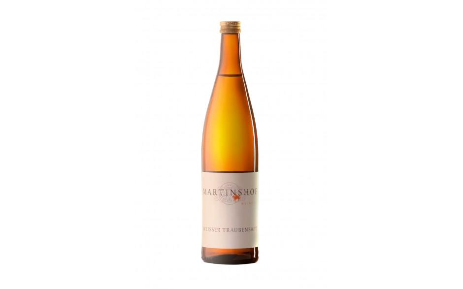 Weingut Martinshof  Weisser Traubensaft 0.0%