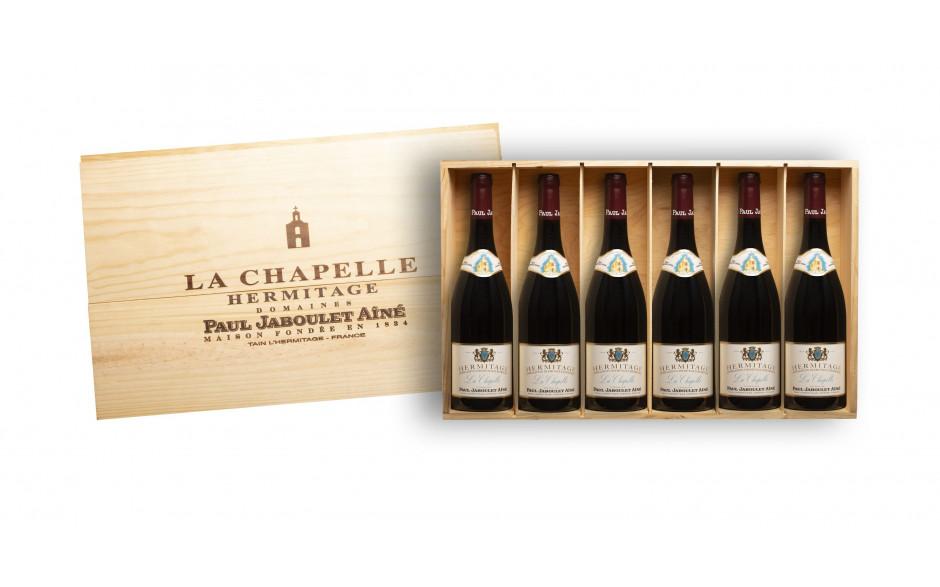 Paul Jaboulet Aîné Hermitage La Chapelle 2015