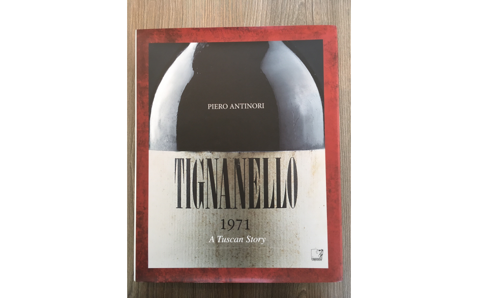 Antinori Boek Tignanello