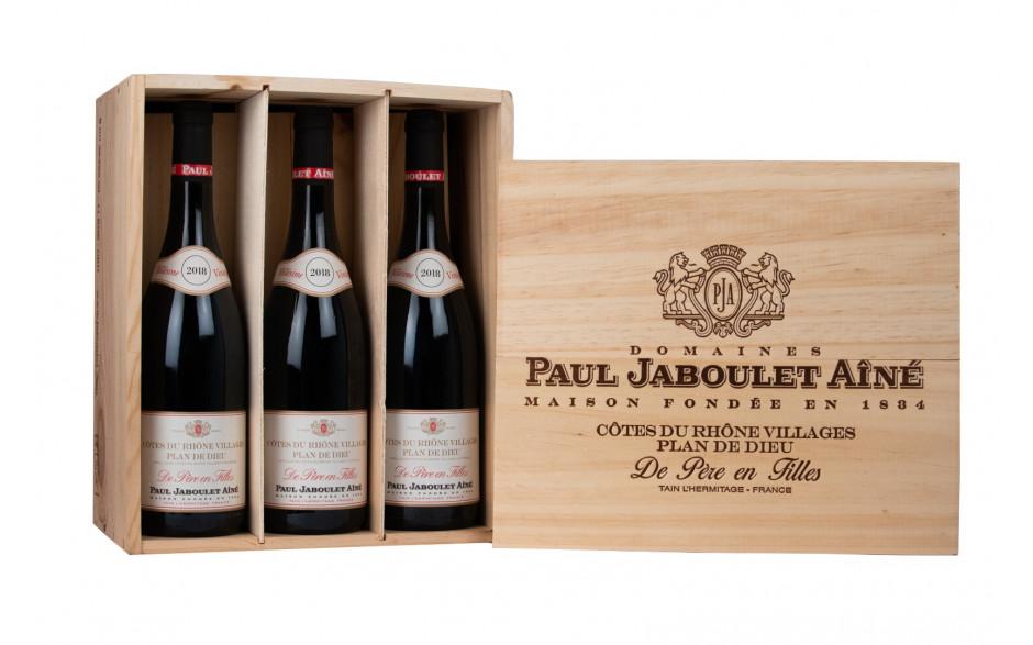 Paul Jaboulet Plan de Dieu limited edition