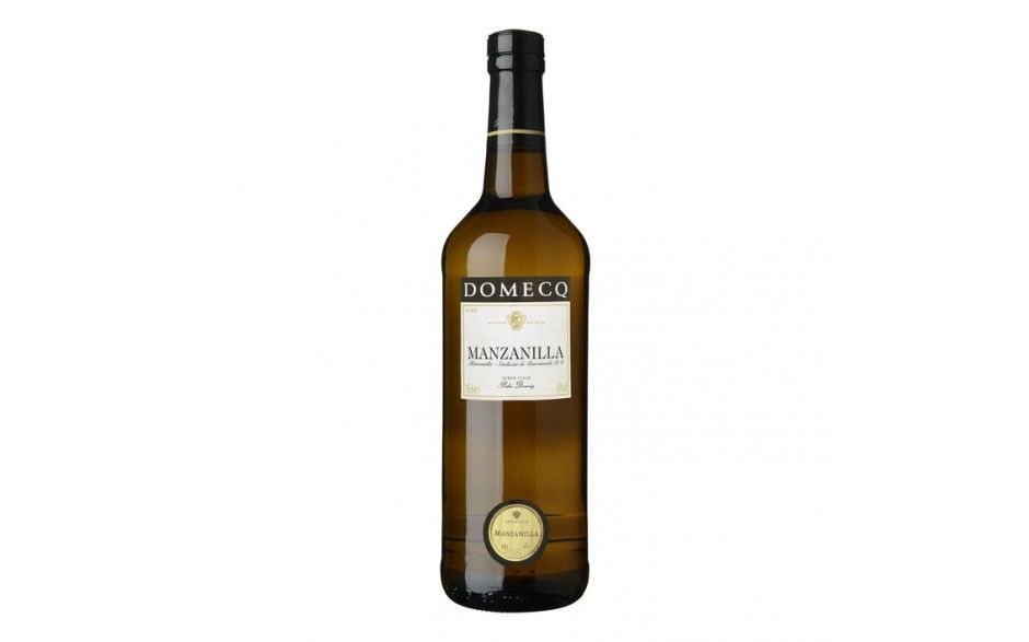 Domecq Manzanilla Sherry