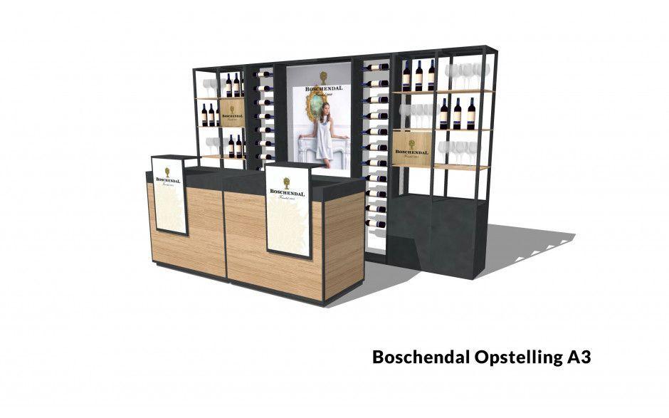 Boschendal Stylebar