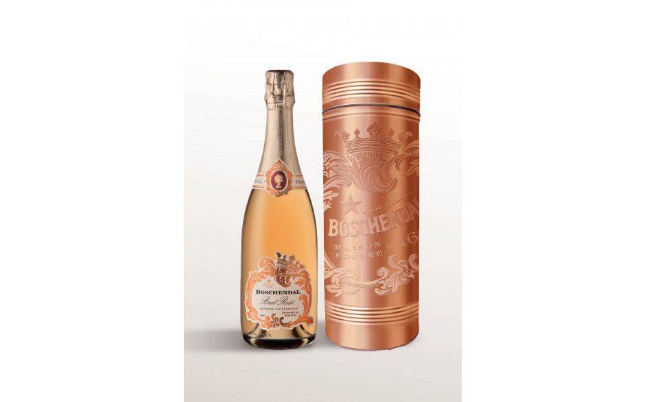 Boschendal Brut Rosé Tin Tube