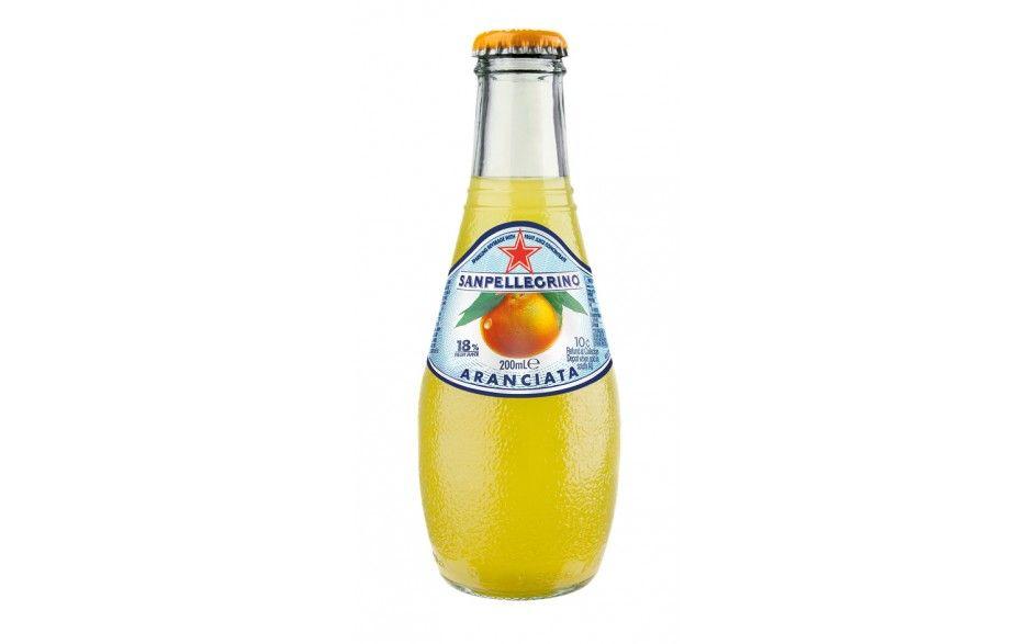 Sanpellegrino Sparkling Fruit Beverages Aranciata