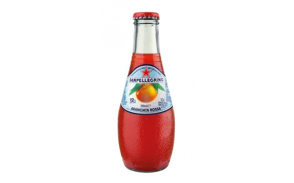 Sanpellegrino Sparkling Fruit Beverages Aranciata Rossa
